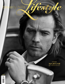 Beverly Hills Lifestyle Magazine - Summer 2015 - Ewan McGregor